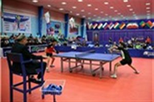 جدال پتروشیمی و تایدواتر در فینال لیگ برتر تنیس روی میز