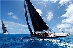 سی و پنجمین دوره ی جام قایق بادبانی آمریکا در برمودا