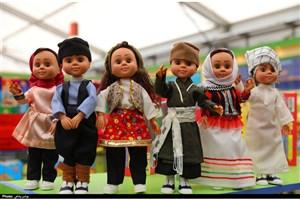 لباسهای محلی عروسکهای دارا و سارا از راه رسید