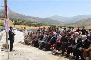 پروژه احداث مسجد دانشگاه آزاد اسلامی آغاز به کار کرد