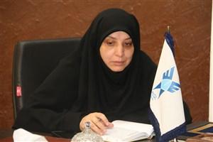 رئیس واحد یزد: هیچگاه حجاب را مانعی برای رسیدن به اهداف ندانستم