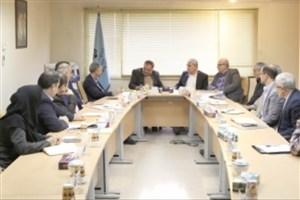 وزیر علوم و مدیر عامل بانک ملی ایران دیدار و گفت وگو کردند