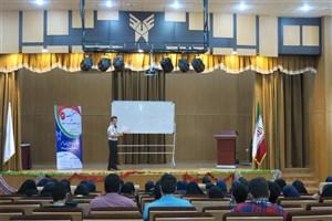 برگزاری همایش هدایت تحصیلی و آشنایی با رشته های دانشگاهی در واحد رامسر