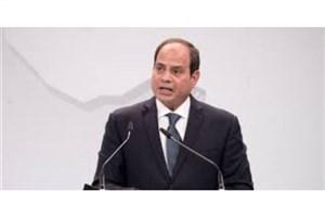 هشدار السیسی درخصوص احتمال عملیات تروریستی در مصر