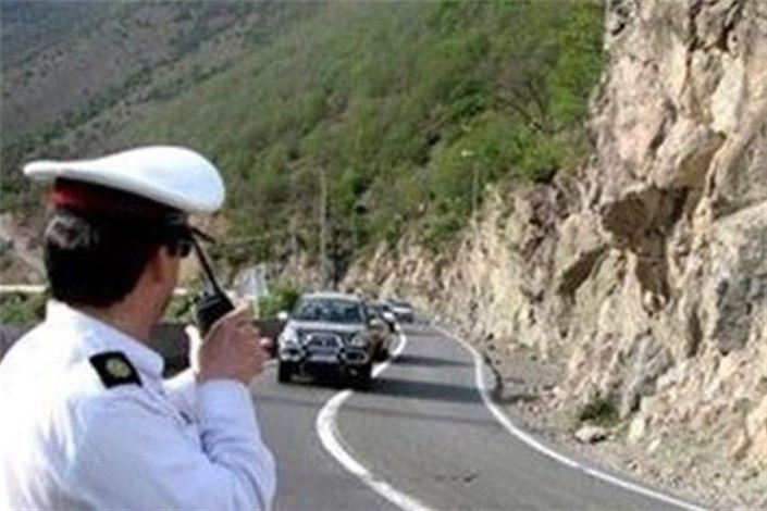 آغاز طرح تابستانی پلیس در جادهها