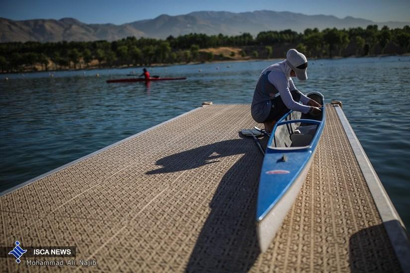 طرح نخبه گزینی المپیک نوجوانان قایقرانی