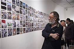 افتتاحیه نمایشگاه عکس تهران شهر زندگی