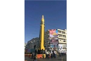 موشکهای بالستیک سپاه در تهران به نمایش درآمدند/ «ذوالفقار» و «قدر» در راهپیمایی روز قدس+عکس