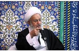 آیت الله مکارم شیرازی: اگر  تورم هفت درصد است سود بانک ها هم باید کاهش یابد