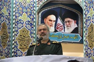 سردار فدوی: دشمن زمانی به قدرت دفاعی ایران پی می برد که زمان استفاده از آن فرا برسد