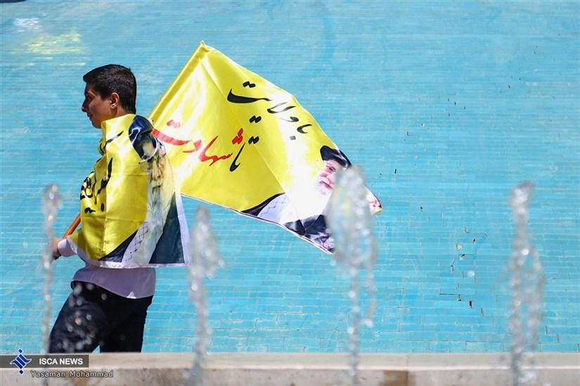 راهپیمایی یوم الله روز قدس -٢