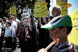 راهپیمایی یوم الله روز قدس - 3