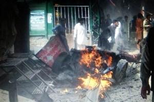 انفجار در پاراچنار دهها کشته برجای گذاشت