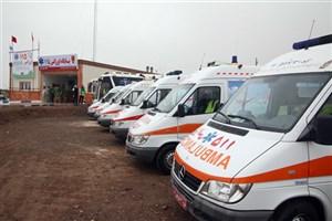 بکارگیری ۲۴۰۰ دستگاه آمبولانس پیشرفته در سطح کشور/ ۱۸۰ بخش اورژانس استانداردسازی شده است