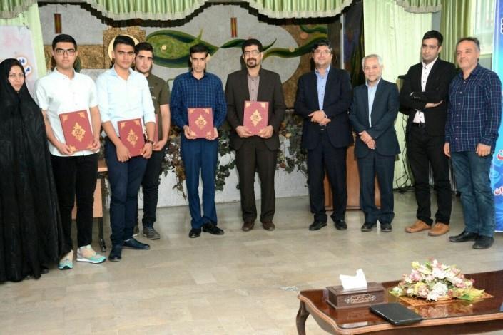 برگزاری گردهمایی تجلیل از دانش آموزان و مجریان جشنواره مخترعین و نوآوران سما