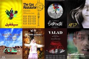 گزارش  تولیدات حوزه هنری در  جشنواره های خارجی