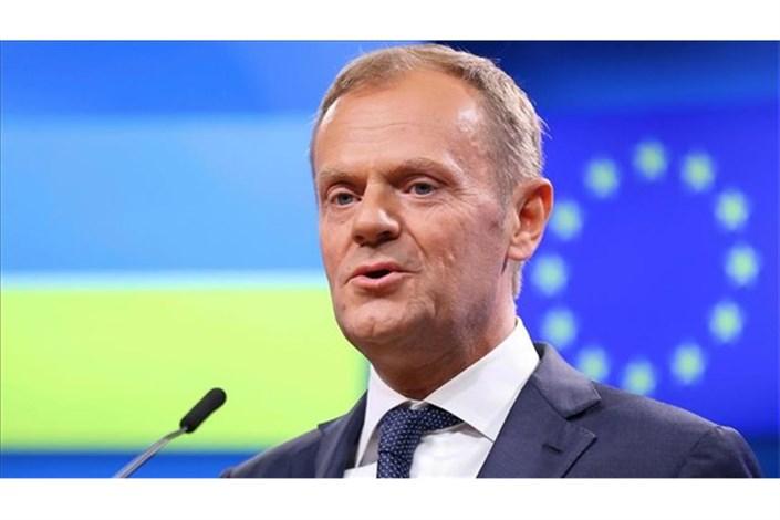 دونالد تاسک، رئیس شورای اروپا