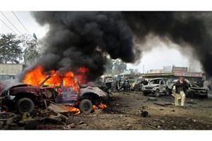 انفجار بمب در منطقه القلمون در شرق لبنان