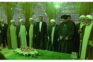رئیس قوه قضائیه: امروز برای مبارزه با سلطه جهانی به تعالیم امام خمینی(س) نیاز داریم
