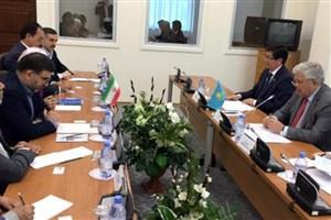 امیرآبادی فراهانی مطرح کرد: ایران و قزاقستان به دنبال ایجاد صلح و امنیت در منطقه هستند