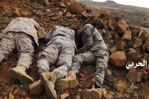 کشته شدن ۲ نظامی سعودی در مرز یمن
