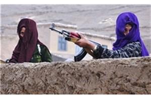 زنان افغانستان در خط مقدم نبرد با داعش و طالبان