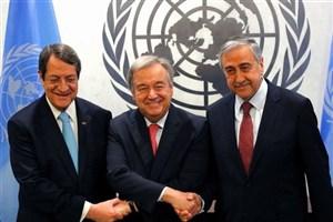 رهبران قبرس برای دستیابی به توافق صلح تحت فشار قرار گرفتهاند