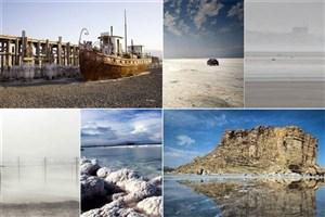 مقابله با ماسههای روان/بادهای نمکی، شمالغرب کشور راتهدید میکند