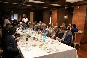 ضیافت افطار در سفارت ایران در پرتوریا
