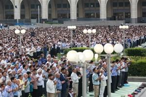 تدابیر شهرداری منطقه 7 برای برگزاری نماز عیدفطر در مصلیامام خمینی(ره)