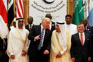 «نشست شبهکمپ دیوید»، طرح ترامپ برای آشتی دادن کشورهای عربی
