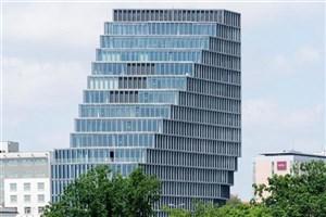 برجی با نماهای مختلف در لهستان
