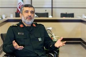 نقش رهبر انقلاب در افزایش توان موشکی ایران از زبان فرمانده نیروی هوافضای سپاه