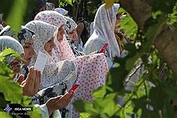 ساکنان مناطق مرکزی تهران نماز عید فطر دراین 30 مسجد بخوانند