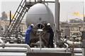وزیر نفت کویت: کویت و عراق بر زمان آغاز صادرات گاز به توافق رسیدند