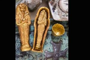 کشف ۱۶ هزار قلم «میراث فرهنگی» قاچاق