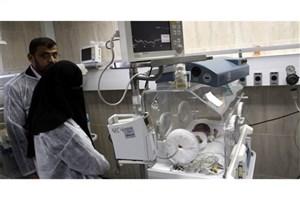 شهادت ۲ نوزاد فلسطینی در پی محاصره نوار غزه