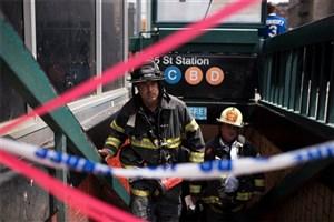 خروج قطار از ریل در نیویورک/ 34 تن زخمی شدند