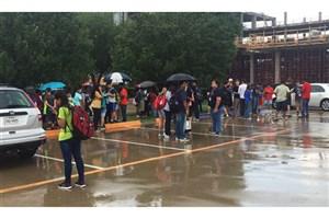 تخلیه دانشگاه تگزاس پس از دریافت تهدید وجود بمب