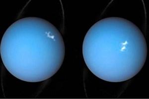 حلقه مغناطیسی دور اورانوس روزانه باز و بسته می شود
