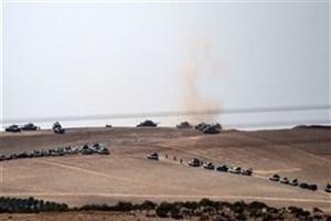شلیک ارتش ترکیه به کردها در شمال سوریه