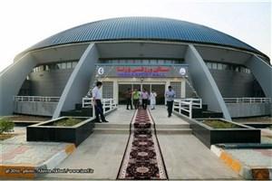 افتتاح مجهزترین سالن ورزشی جنوب شرق ایران با حضور ترکان و خادم