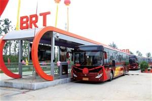 اتوبوسهای BRT به سیستم اعلام گویای نام ایستگاه مجهز شدند