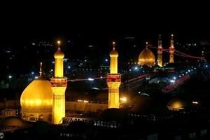 نصب گنبد جدید حرم مطهرامام حسین(ع)؛  به زودی