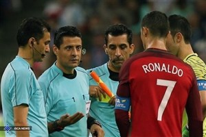تقدیر کمیته داوران AFC از تیم داوری ایران