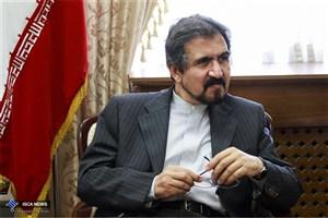 قاسمی: نگاه ایران به عرصه سیاست خارجی نگاهی متوازن است