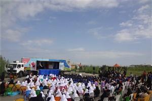 تریلی سیار نمایش کانون به اصفهان میرسد