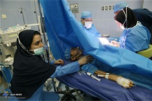 زخمهای مقاوم به درمان را نمیتوان جراحی کرد