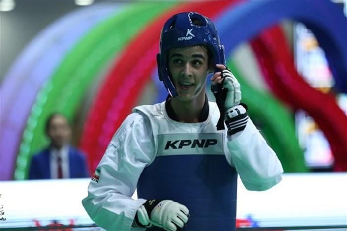 Mianeh IAU Student Shines at World Taekwondo Championships
