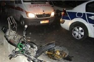 24 درصد جانباختگان حوادث رانندگی را موتورسواران تشکیل میدهند